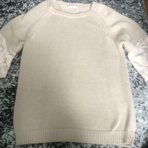 Chloe spring sweater